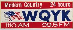 WQYK AM 1110 99.5 FM