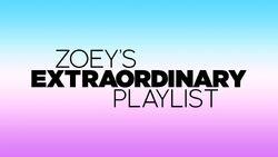 Zoey's Extraordinary Playlist logo