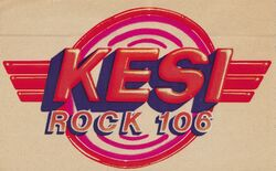 106.3 KESI Rock 106