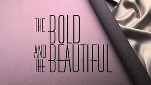 2017 Title Card for the daytime serial, The Bold and the Beautiful beginning on the 23 March 2017 episode