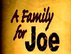 A family for joe-show