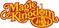 Disney magic kingdom logos