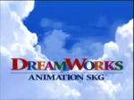 DreamWorks Animation SKG 2005 Logo