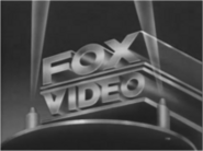 Fox Video B&W