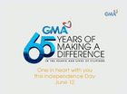 GMA 65 celebrates Philippine Independence Day 2015