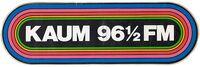 KAUM 96 ½ logo