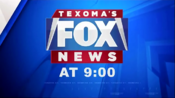KJTL Texoma's Fox News 9 p.m. open 2018