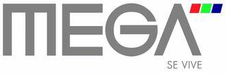 Logo Mega (Oct. 2001 - Ago. 2004)