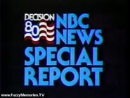 NBC News Special Report Decision 80