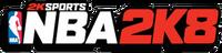 Nba2k8 logo