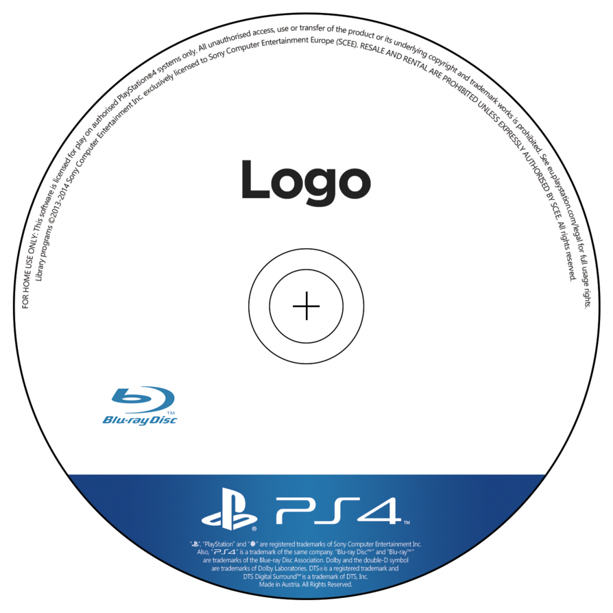 image ps4 disc template psd file by dash1412 d760uxt png