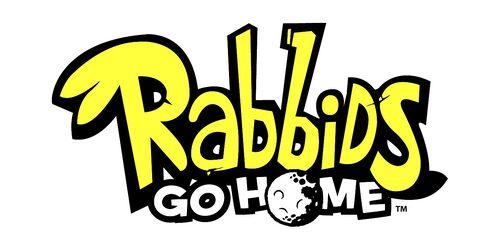 Rabbids Go Home-logo