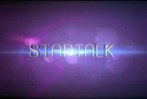 Startalk 2012 logo