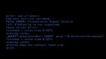 Toonami Intruder II show ID system reboot 2015 7