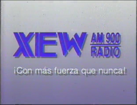 XEW900AM 1993