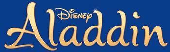 Aladdin 2015 logo