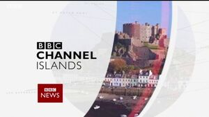 BBC CHANNEL ISLANDS NEWS titles