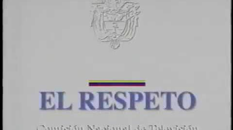 CORTINILLA COMISIÓN NACIONAL DE TELEVISIÓN (2001-2003)