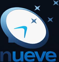 Canal Nueve Río Gallegos (Logo 2008)
