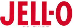 Jell-o logo 1963