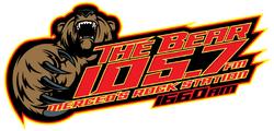 KBRE 1660 AM 105.7 The Bear