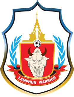Lamphun Warrior 2012
