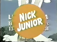 Little Koala promo with the rare Nick Jr. logo