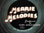 Merrie Melodies title card 8