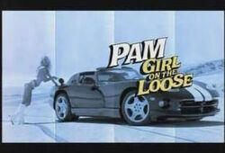 Pam girl on the loose