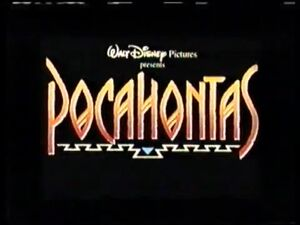 Pocahontas early logo