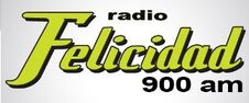 Radio Felicidad 900 AM (Logo)