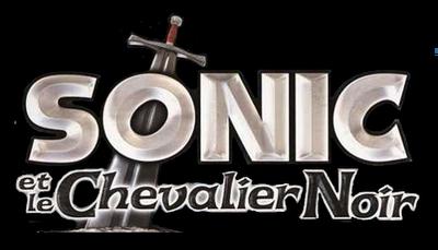 Sonic et le Chevalier Noir logo