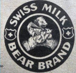 SwissMilk Bear Brand