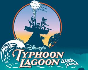 Afbeeldingsresultaat voor typhoon lagoon logo