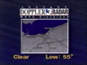 WKYC Instant Doppler 3 Radar Bumper