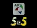 ABC 5 is 5 Anniversary 1997