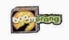 Boomerang logo especial Te Austa Pero Te Gusta