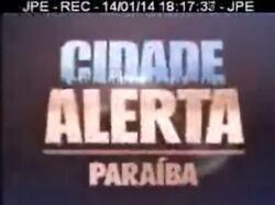 Cidade Alerta PB (2013)