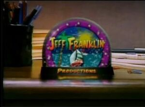 Jeff franklin productions logo2