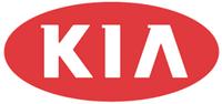 Kia logo without outline