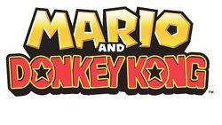 Mario-donkey-kong-logo