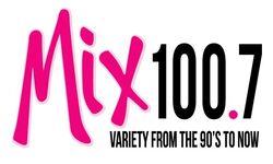 Mix 100.7 WMTX