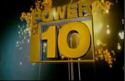 Power of 10 sweden
