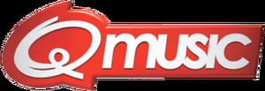 Q-music logo 2008