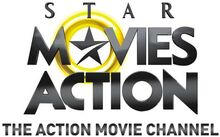 Star Movies Action Logo