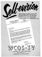 WCOS-TV 1953