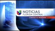 Wven noticias univision florida central contigo al mediodia package 2013