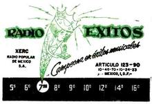 XERC Años50