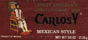 3 Carlos V 1980 (English)