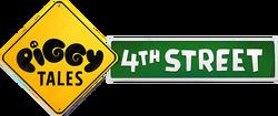 Angry Birds' Piggy Tales 4th Street logo